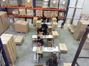 Copacking de packaging