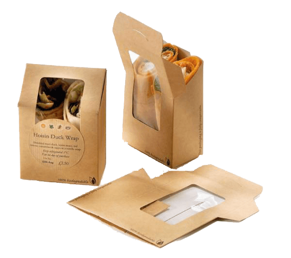 Emballage alimentaire, boite carton wraps personnalisable